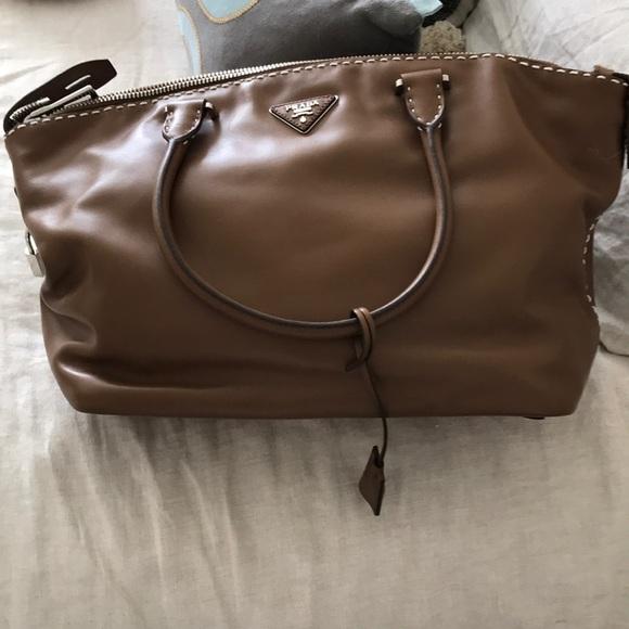 98ef73d471ea Prada Bags | Authentic Satchel Handbag Br5128 | Poshmark